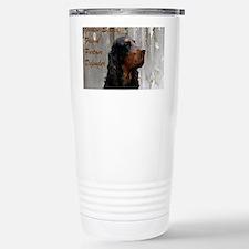 GordonSetterFriendPartnerDefend Travel Mug