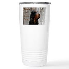 PropertyOfAGordonSetter Travel Coffee Mug