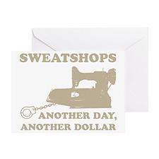 swet shop2 Greeting Card