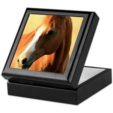 horse,1 Portrait Keepsake Box