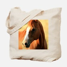 horse,1 Portrait Tote Bag