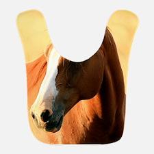 horse,1 Portrait Bib