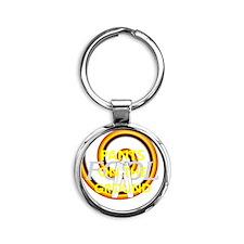 pantsotg1tran Round Keychain