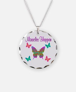 MIRACLES HAPPEN Necklace