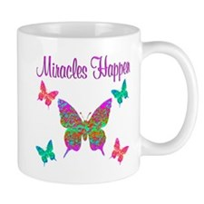 MIRACLES HAPPEN Small Mug