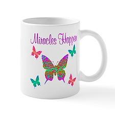 MIRACLES HAPPEN Small Mugs
