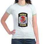 Vietnam Veteran Jr. Ringer T-Shirt