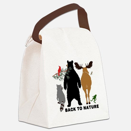 3-0 Canvas Lunch Bag