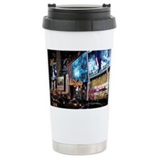 Times Square Travel Mug
