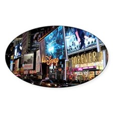 Times Square Decal