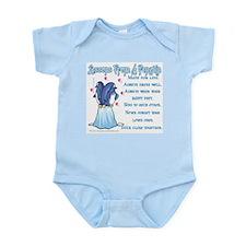 Penguin Lessons Infant Bodysuit