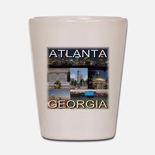 ATLANTAGEORGIA_TAL_COLLAGE Shot Glass