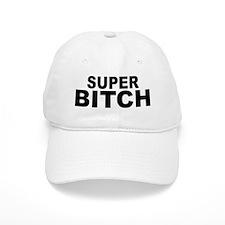 bitch-trucker-hat Baseball Cap