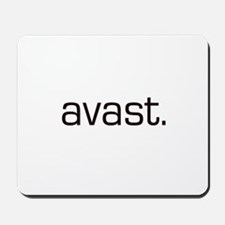 Avast Pirate Mousepad