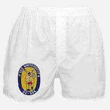 whitehurst patch transparent Boxer Shorts