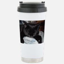 Al sleeping good Travel Mug