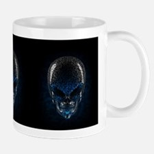 Ancient Alien Skull Mug