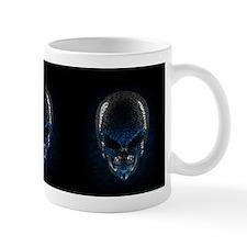Ancient Alien Skull Mug