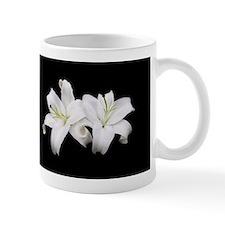 White Lilies Mug