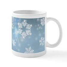 Soft Snowflakes Mug