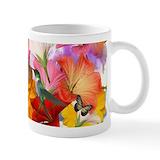 Flowers Small Mugs (11 oz)