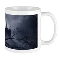 Gothic Night Fantasy Small Mug