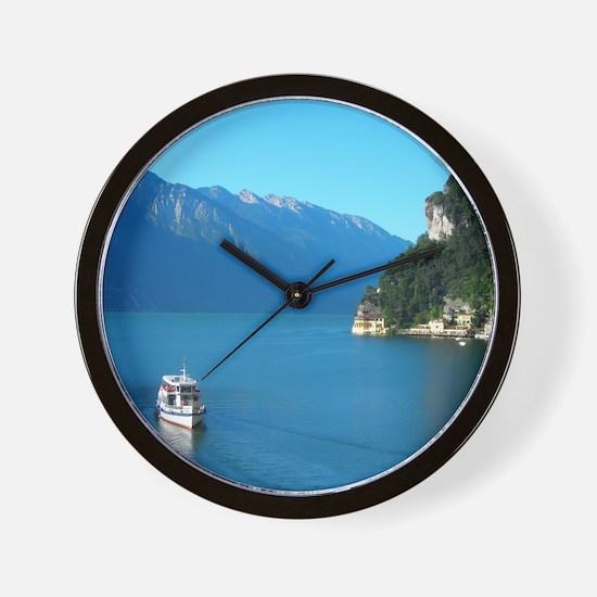 Calmwaters Wall Clock
