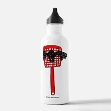 10x10batswatter Water Bottle