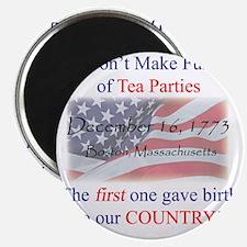TeaPartyShirt Magnet