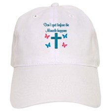 EXPECT MIRACLES Baseball Cap