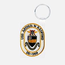 awradford patch Keychains