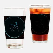 Level1SigilEmboss Drinking Glass