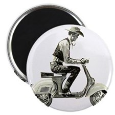 Scooter_Cowboy copy Magnet