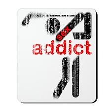 sex addict Mousepad