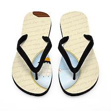 Log Journal Flip Flops