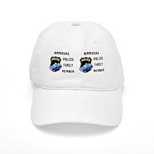 official police fam... Baseball Cap
