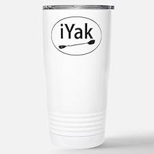 iYak_02 Stainless Steel Travel Mug
