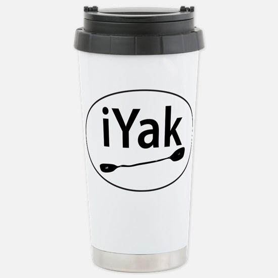 iYak_02 Stainless Steel Travel Mug
