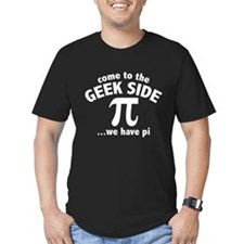 Come To The Geek Side T