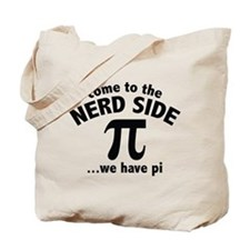 Come To The Nerd Side Tote Bag