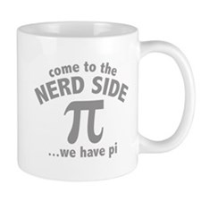 Come To The Nerd Side Mug