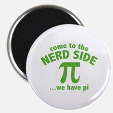 Come To The Nerd Side Magnet
