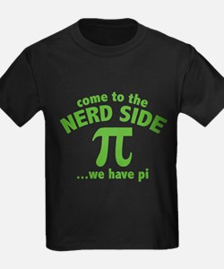 Come To The Nerd Side T