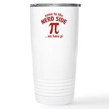 Come To The Nerd Side Travel Mug
