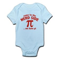 Come To The Nerd Side Infant Bodysuit