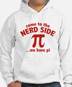 Come To The Nerd Side Hoodie
