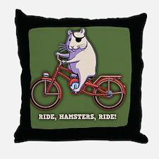 belling-ham-bike-CRD Throw Pillow