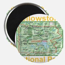 yellowstone_np_map_transparent Magnet