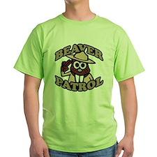 Beaver Patrol new design T-Shirt