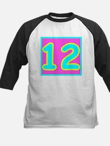 Number 12 girls Tee